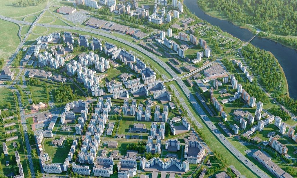 Продам студию по адресу Россия, Ленинградская область, Санкт-Петербург, Муринская дор. фото 4 по выгодной цене